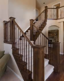 Stair Banisters Ideas Stair Railing And Posts New House Pinterest
