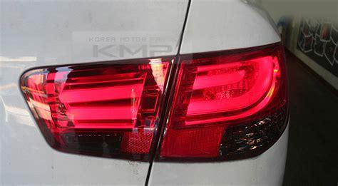 Kia Cerato Lights Bmw F Style Rear Led Light L Set For Kia 2010