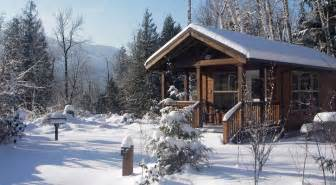 go discover winter cabins at our state parks cing