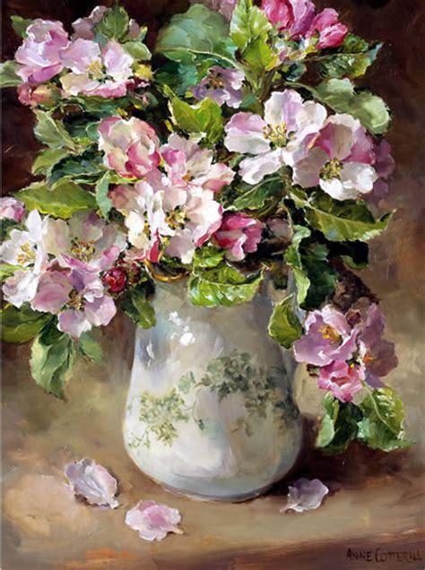 dennis smit bloemen apple blossom blank card mill house fine art