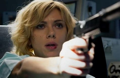 film lucy hot lucy movie trailer starring scarlett johansson as