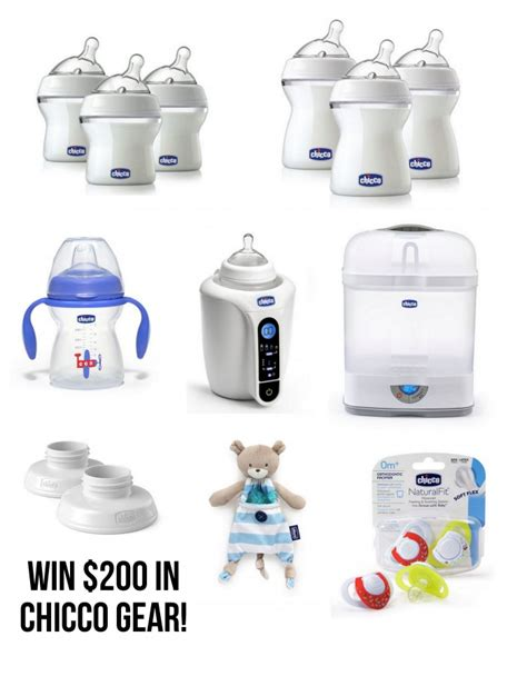 Chicco Giveaway - small fry page 20