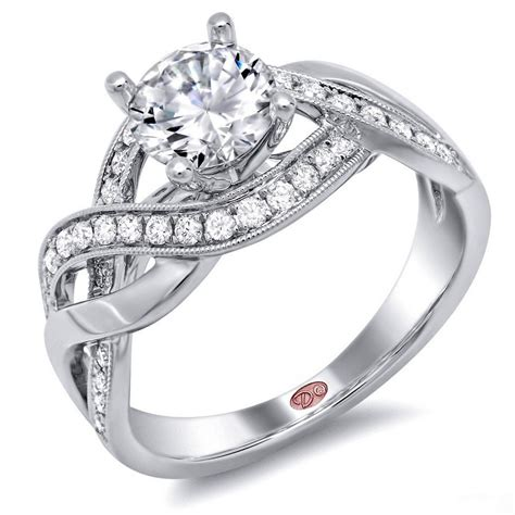 White Gold Photos by Top 17 Engagement Ring Design Exles Mostbeautifulthings