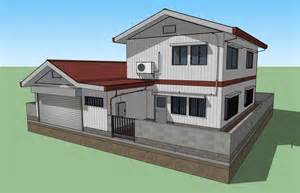 how to design a house in sketchup new sketchup house model now available for your oelvn