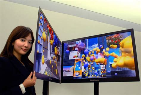 Tv Niko Lcd Ultra Slim announces the worlds thinnest lcd tv just 2 6mm thick
