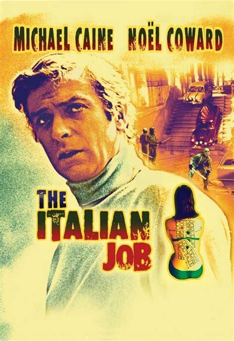 film italian job the italian job 1969 films pinterest