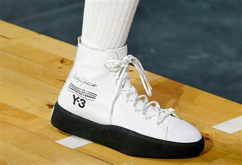 Y3 Yohji Yamamoto Suberou a look at y 3 s summer 2018 footwear collection freshness mag