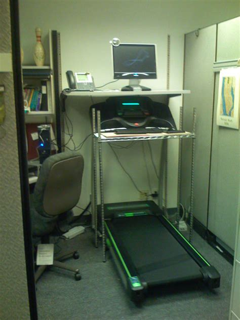 Treadmill Computer Desk Treadmill Desk