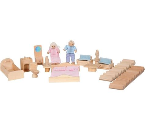 chad valley wooden 3 storey dolls house buy chad valley wooden 3 storey dolls house at argos co uk your online shop for