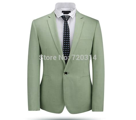 Fashion Style Korean Style Green Blazer korean model suits for models picture