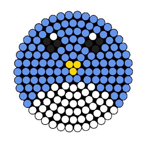 circle perler bead patterns bird circle perler bead pattern bead sprites animals