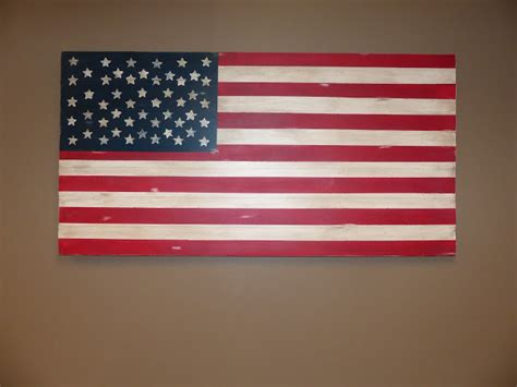 Marc Snapshot Flag No Emboss julie peterson simple redesign diy wooden american flag