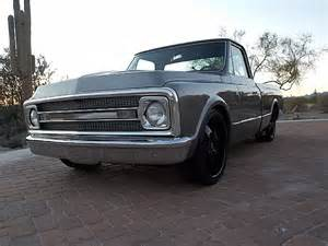 1969 Chevrolet C10 1969 Chevrolet C10 For Sale Mesa Arizona