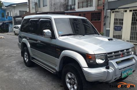 mitsubishi pajero 1993 car for sale metro manila