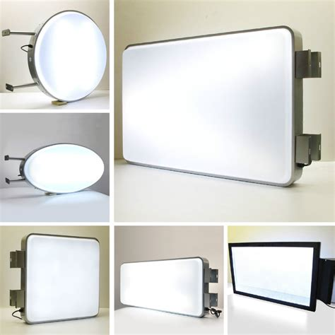 outdoor light box sign outdoor led light box sign outdoor designs