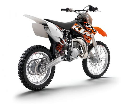 Ktm 105 Xc Motorcycle Pictures Ktm 105 Sx 2011