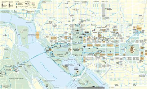 maps dc maps update 700495 tourist map of dc washington dc tourist map in pdf 68 more maps