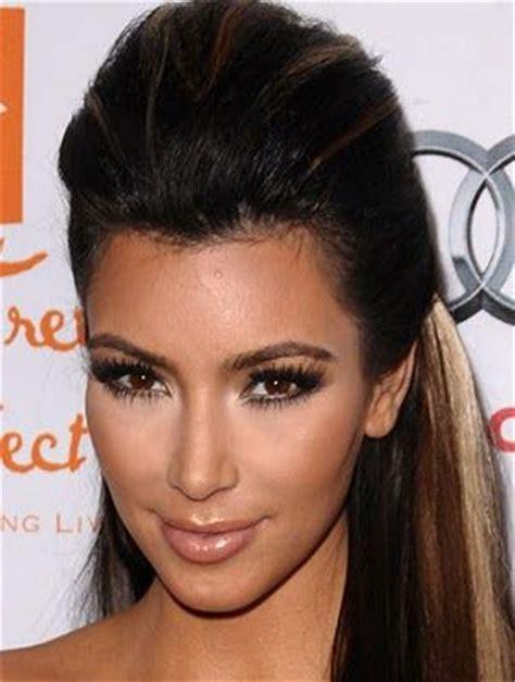 kim kardashian half up half down hairstyles kim kardashian hairstyles classic dark hair brunette