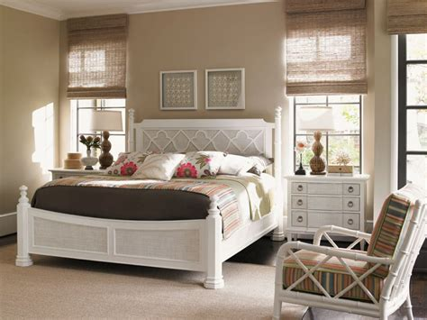 tommy bahama bedroom furniture tommy bahama ivory key prichards bay poster canopy bedroom set