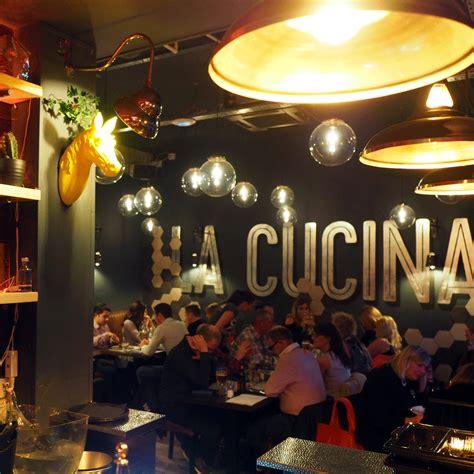 la cucina limerick la cucina centro is the restaurant limerick has been