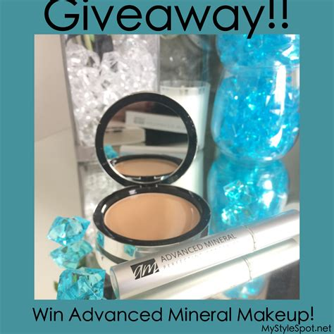Makeup Giveaway Instagram - healthy skin benefiting makeup a flawless finish advanced mineral makeup giveaway