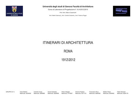 ufficio postale roma belsito gruppo 4 roma by archea archea issuu
