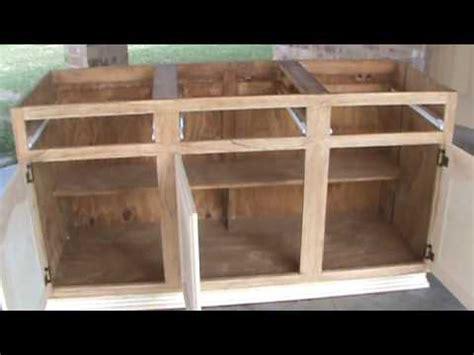 construccion de gabinete youtube