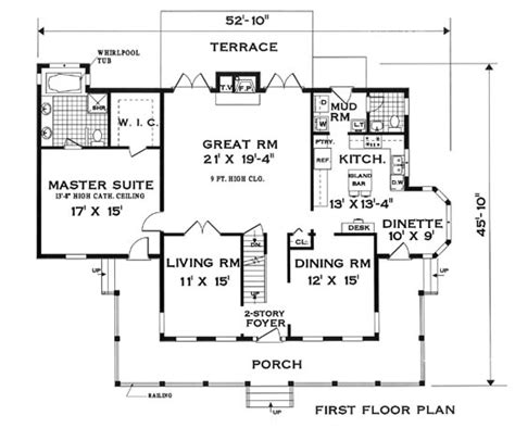perfect house plans perfect home 5807 5 bedrooms and 2 baths the house