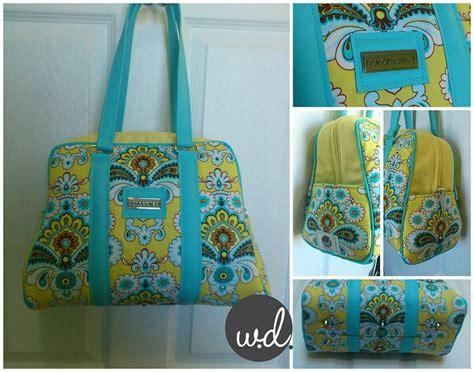vinyl handbag pattern french wallpaper vivian vivian handbag by swoon patterns