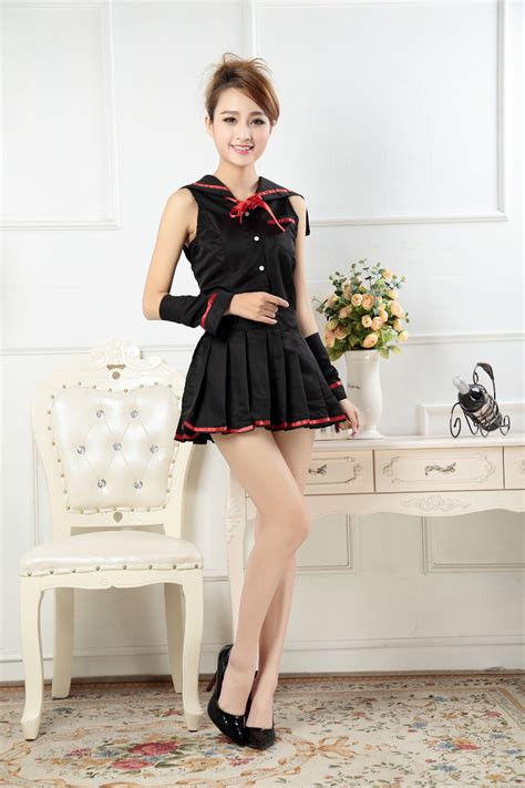sweet school girls a2167 new hot spring and autumn sweet school uniform girls