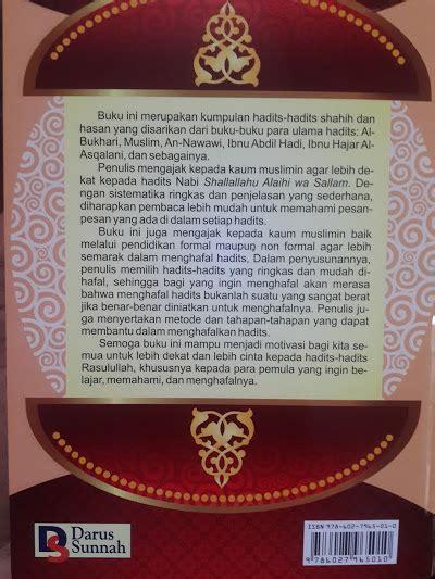 Kumpulan 100 Hadits Al Bukhari Dan Muslim Buku Agama Islam buku mudah menghafal 100 hadits toko muslim title