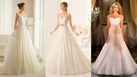 imagenes de vestidos de novia los mejores los mejores vestidos de novia 2018 vestidos para boda