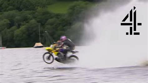Wasser Motorrad by Hydroplaning Bike Speed With Martin
