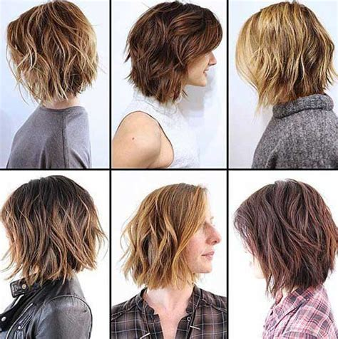 haircut bob wavy hair 20 best short wavy bob hairstyles bob hairstyles 2017