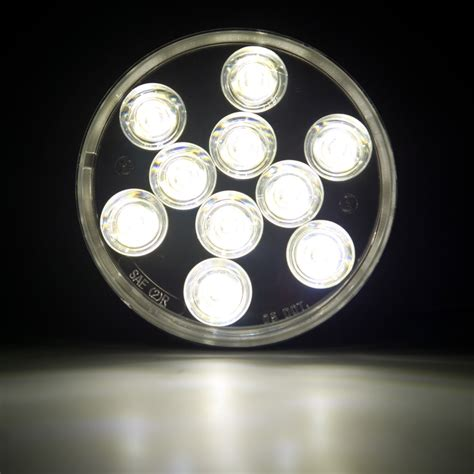 led trailer lights with reverse round led back up truck trailer light 4 quot led reverse