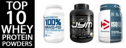 best whey protein what are the top 10 whey protein powders click here and