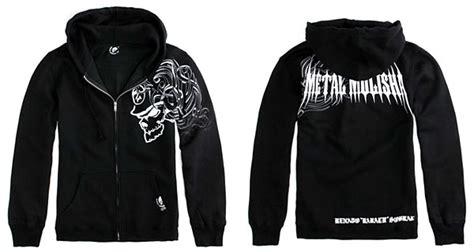 Hoodie Metal Mulisha Fightmerch metal mulisha x babalu sobral hoodie