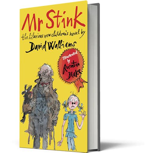 steunk books check out mr stink by david walliams the uk