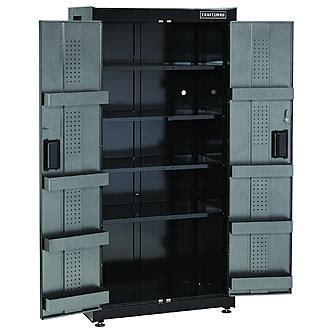 sears heavy duty garage cabinets craftsman 6 heavy duty floor cabinet with 4 shelves