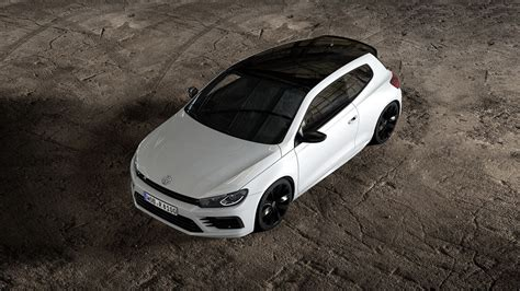 volkswagen scirocco 2016 white volkswagen freshens up 2016 scirocco r with black style