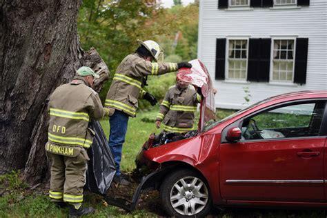 medical emergency   bristol road crash  lincoln county news