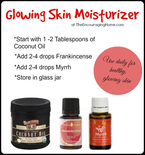 essential glow recipes tips for using essential oils books glowing skin moisturizer