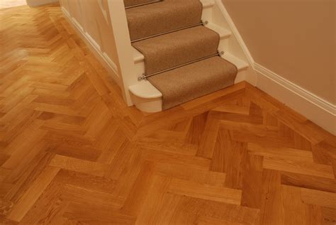 Wood Parquet Flooring by Eazyfit101 Solid Oak Parquet Block Unfinished