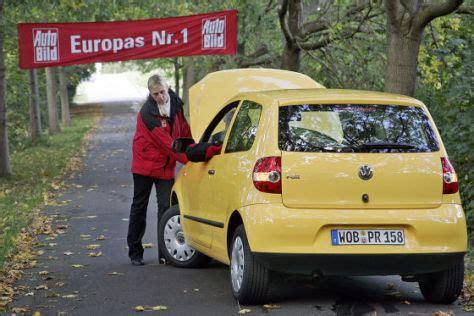 Autobild 100 000 Km Test Vw Touran by Vw Fox 1 2 Dauertest Autobild De