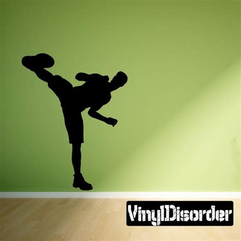 karate wall stickers 17 best images about karate on vinyls vinyl decals and car stickers