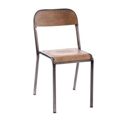 Gunmetal Bistro Chairs Vintage Bistro Rustic Gunmetal Cult Uk