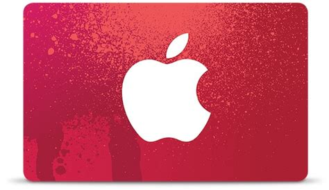 How To Get Apple Gift Card - apple details special red shopping day gift card amounts for black friday mac rumors