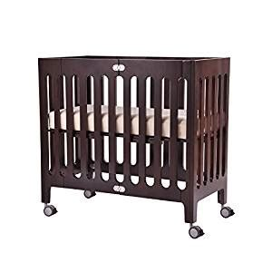 Alma Mini Crib Reviews Bloom Alma Mini Crib Frame Cappuccino Baby