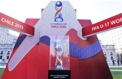 Calendario Mundial Sub 17 2015 161 A 25 D 237 As Mundial Sub 17 Chile 2015 Conmebol