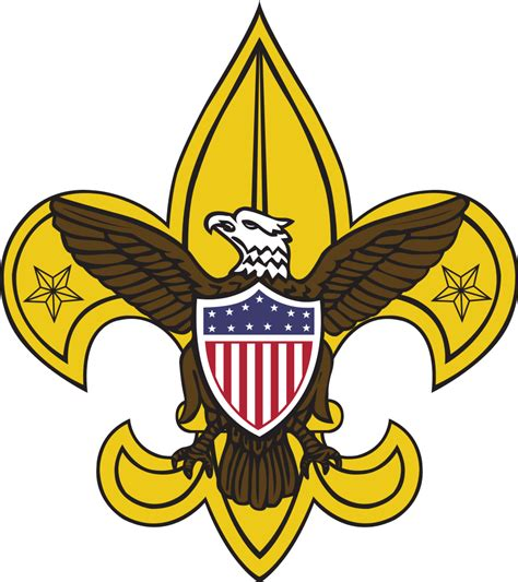 cub scouts of america logo file boy scouts of america 1911 svg